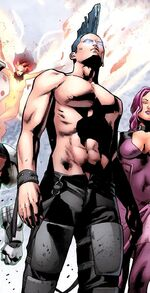 David Haller (Earth-11326) from X-Men Legacy Vol 1 245 0001