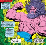 Ego Prime (Earth-616) from Thor Vol 1 202 001