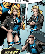 Fantastic Four (Earth-90211) from What If? Wolverine Father Vol 1 1 0001