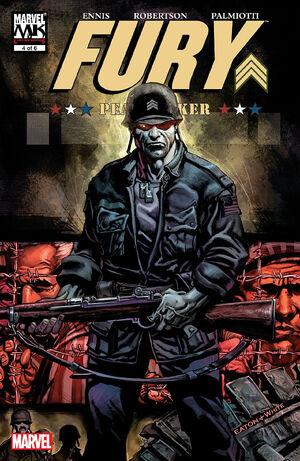Fury Peacemaker Vol 1 4