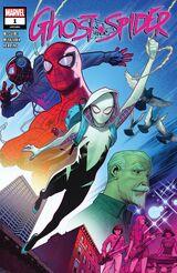 Ghost-Spider Vol 1 1