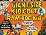 Giant-Size Kid Colt Vol 1
