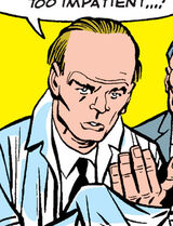 Gregson Gilbert from Fantastic Four Vol 1 35