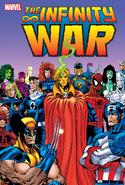 Infinity War TPB Vol 1 1