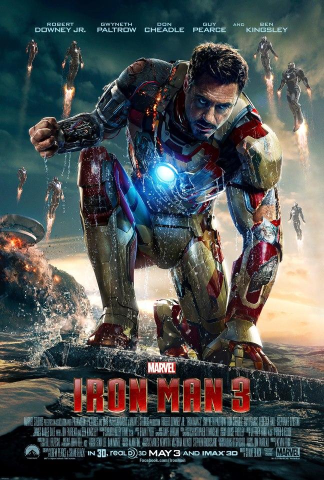 marvel film iron man