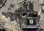 Islamic State (Earth-199999) from Marvel's Avengers Infinity War Prelude Vol 1 1 001