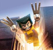 James Howlett (Earth-13122) from LEGO Marvel Super Heroes 001