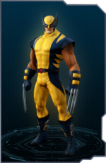 James Howlett (Earth-TRN258) from Marvel Heroes (video game) 001