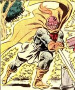 Knight Demon (Earth-616) from Marvel Two-In-One Vol 1 90 0001