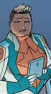Lira (Earth-616) from Captain Marvel Vol 9 2 001