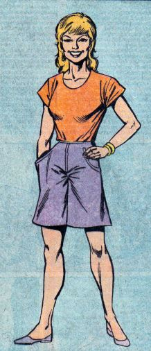 Margaret Craig (Earth-616) from Official Handbook of the Marvel Universe Vol 3 5 001