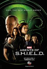 Marvel's Agents of S.H.I.E.L.D. poster 011
