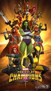 Marvel Contest of Champions Women of Power 001