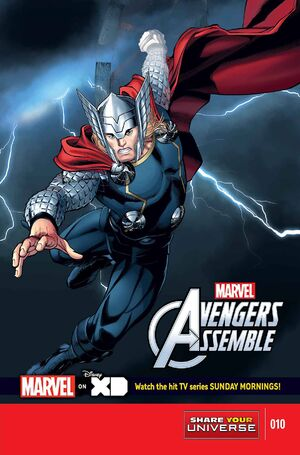 Marvel Universe Avengers Assemble Vol 1 10