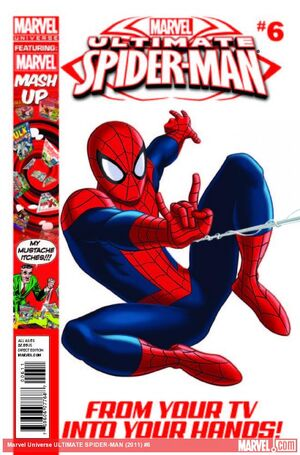 Marvel Universe Ultimate Spider-Man Volume 1 6