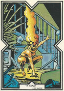 Meggan Puceanu (Earth-616) from Excalibur Trading Cards 0003