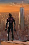 Miles Morales (Earth-1610) from Secret Wars Vol 1 9