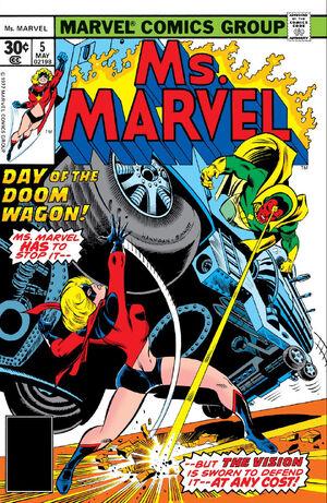 Ms. Marvel Vol 1 5
