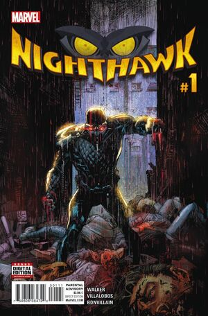 Nighthawk Vol 2 1
