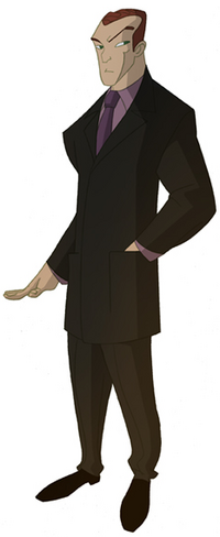 Norman Osborn (Earth-26496) from Spectacular Spider-Man (Animated Series) 002