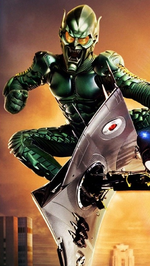 Norman Osborn (Earth-96283) from Spider-Man (2002 film) Poster 001