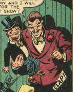 Omar and his Dummy (Earth-616) from Marvel Mystery Comics Vol 1 85 0001
