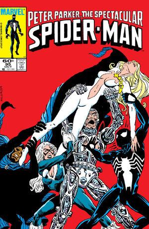Peter Parker, The Spectacular Spider-Man Vol 1 95