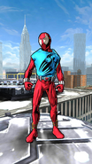 Peter Parker (Ben Reilly) (Earth-TRN469) from Spider-Man Unlimited (video game) 001