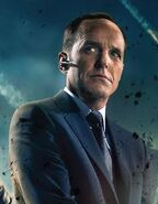 Phillip Coulson (Earth-199999) from Marvel's The Avengers (film) poster 001