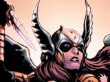 Queen of Angels (Earth-616)/Gallery