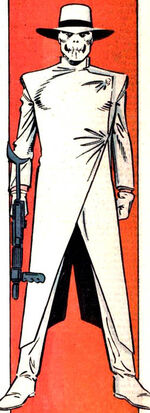 Scourge (Delazny) (Earth-616) from Official Handbook of the Marvel Universe Vol 2 11 0001