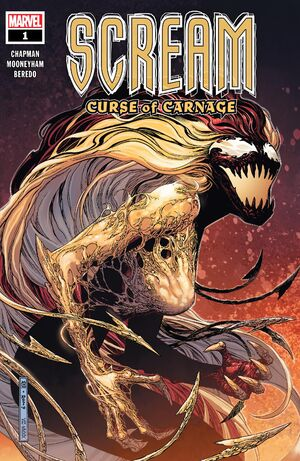 Scream Curse of Carnage Vol 1 1