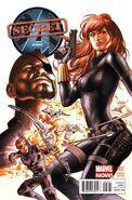 Secret Avengers Vol 2 2 Deodato Variant