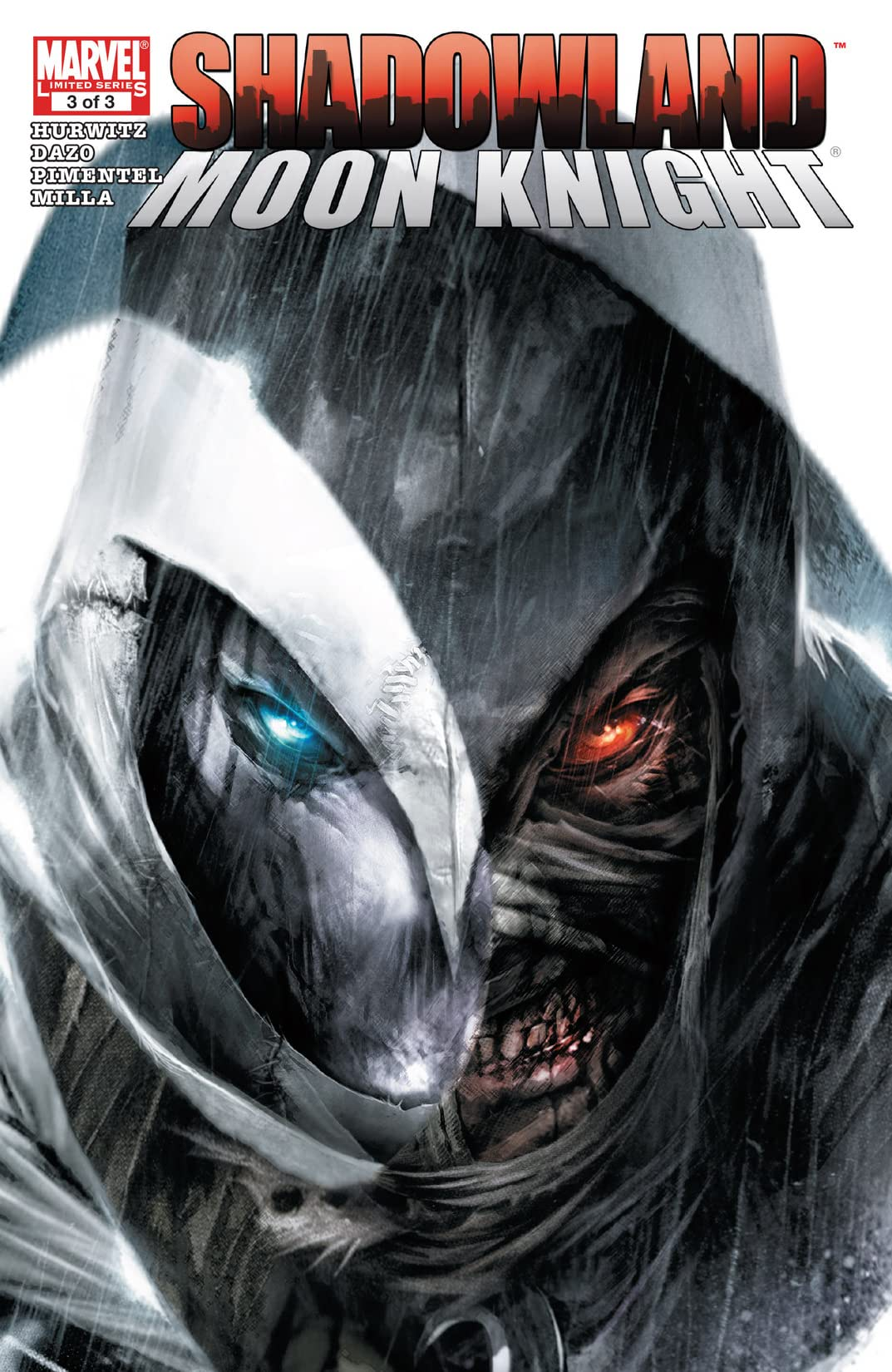 Shadowland Moon Knight Vol 1 3