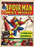 Spider-Man Comics Weekly Vol 1 8