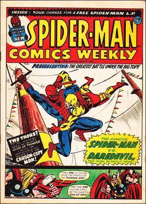 Spider-Man Comics Weekly Vol 1 8