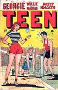 Teen Comics Vol 1 22