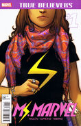 True Believers Ms. Marvel Vol 1 1