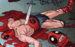Wade Wilson (Earth-Unknown) from Deadpool Kills Deadpool Vol 1 4 0028
