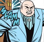 Wilson Fisk (Earth-77013) Spider-Man Newspaper Strips