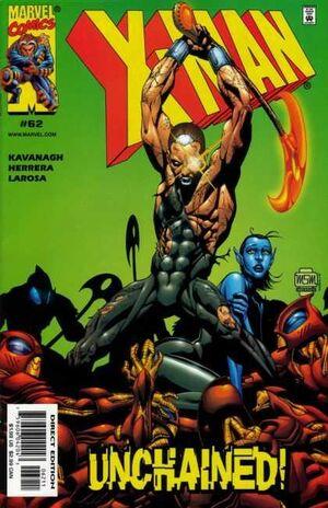 X-Man Vol 1 62