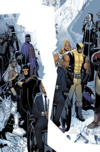 X-Men Regenesis Vol 1 1 Textless