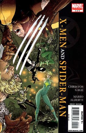 X-Men and Spider-Man Vol 1 2