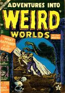 Adventures into Weird Worlds Vol 1 21