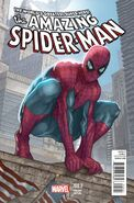 Amazing Spider-Man Vol 1 700.2 Janson Variant