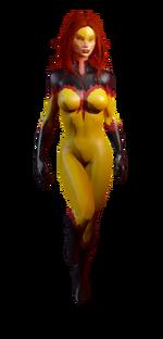 Angelica Jones (Earth-TRN258) from Marvel Heroes (video game)