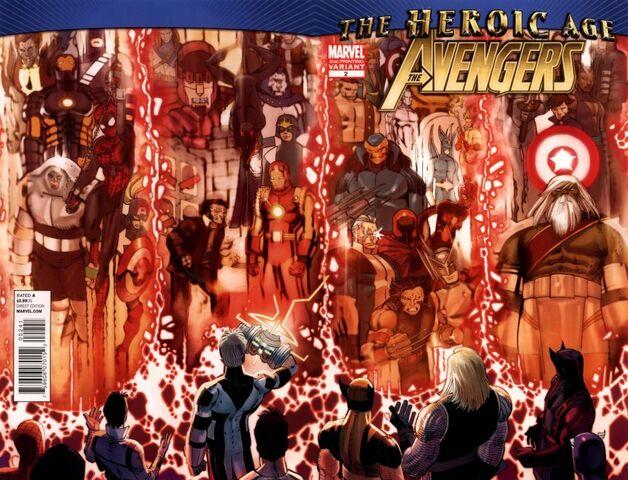 File:Avengers Vol 4 2 Second Printing Variant.jpg