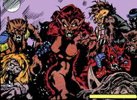Braineaters (Earth-616) from Marvel Comics Presents Vol 1 56 0001