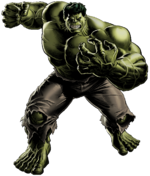 Bruce Banner (Earth-12131) from Marvel Avengers Alliance 009