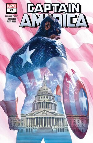 Captain America Vol 9 21